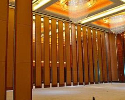 酒店活动隔断相对于传统隔断的5大好处