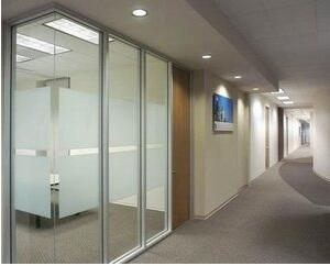玻璃隔断安装需要什么环境要求?
