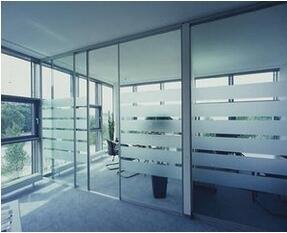 办公室隔断的功能及选购技巧