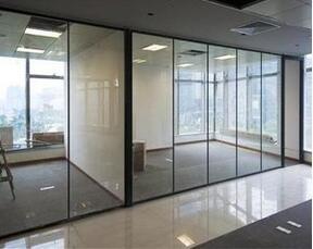 办公室玻璃隔断墙是否能隔音