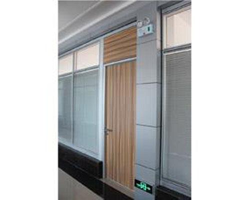 钢铝玻璃隔断