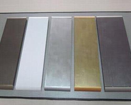 铝合金踢脚线1