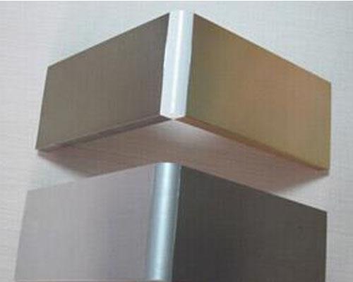铝合金踢脚线2